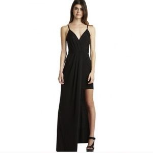 BCBGeneration Cross Front Maxi